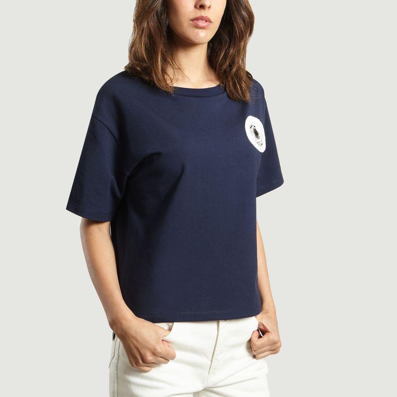 Tshirt Abstract Birds - Carven