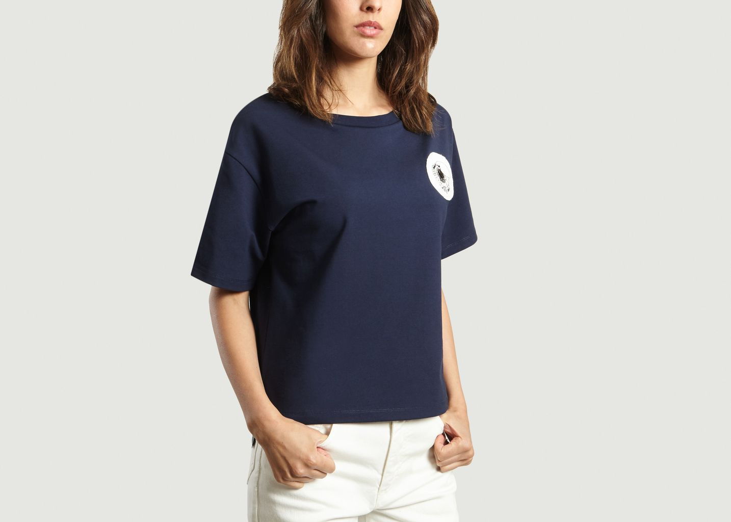 Tshirt Abstract Birds - Carven