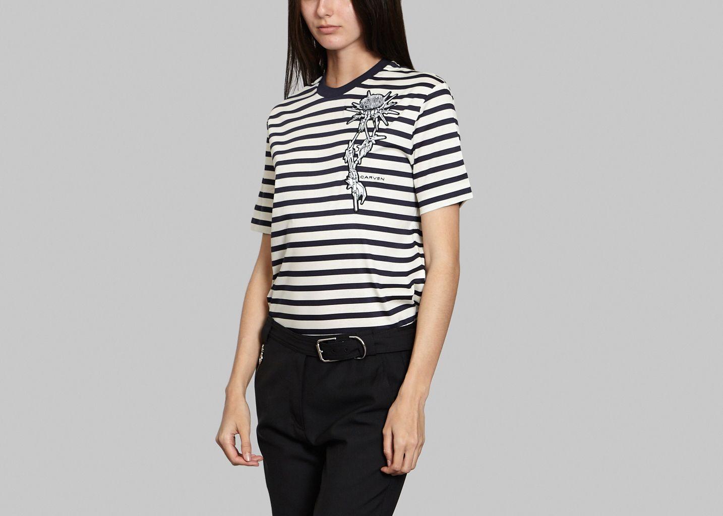 T-shirt Deauville - Carven