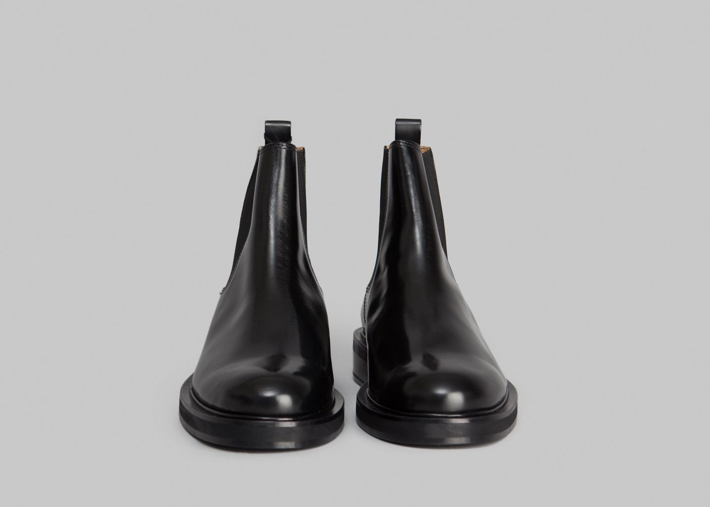 Boots Chelsea Carven Noir L Exception