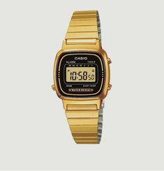 LA670WEGA-1EF Casio Vintage Watch