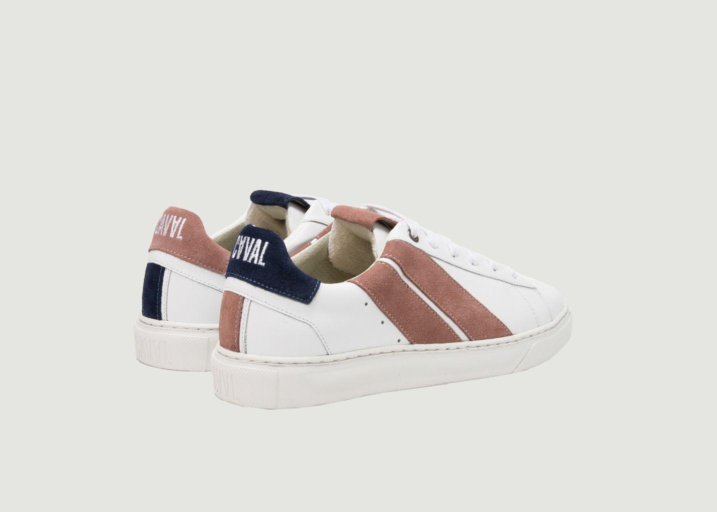 Sneakers en cuir Slash - Caval