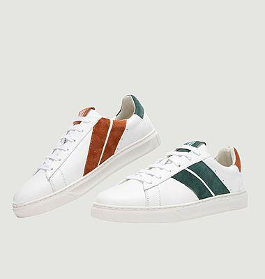 Sneakers en cuir Slash