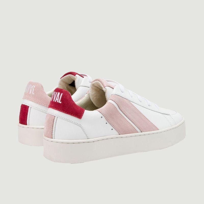 Sneakers à plateforme Slash - Caval