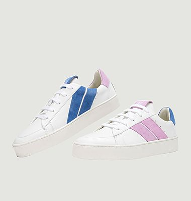 Sneakers à plateforme Slash
