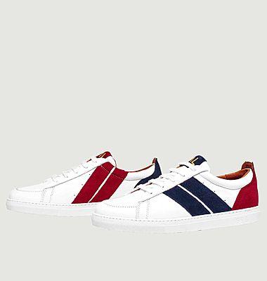 Sneakers en cuir Korben & Leeloo Capsule 98-18