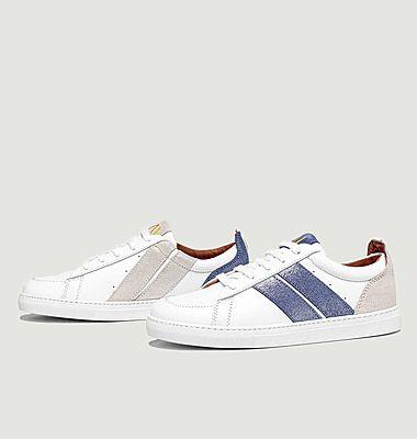 Sneakers Dépareillées Blue Cosmo