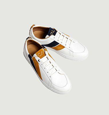 Sneakers en cuir Korben & Leeloo
