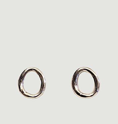 Boucles d'oreilles Anneau