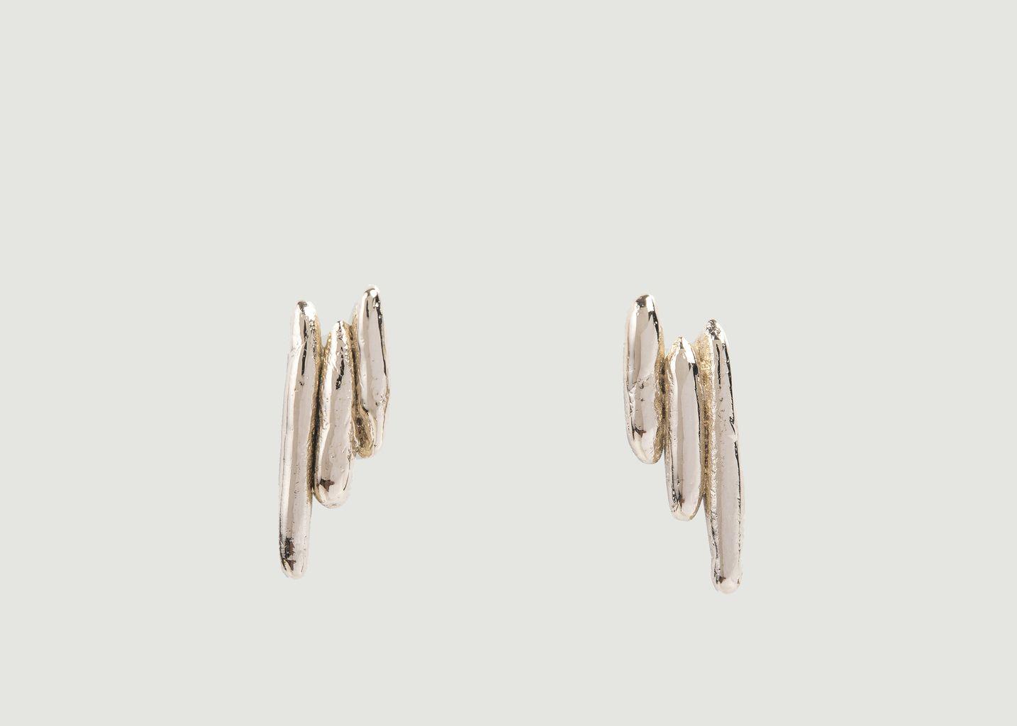 Boucles d'Oreilles Années - Céline Lareynie