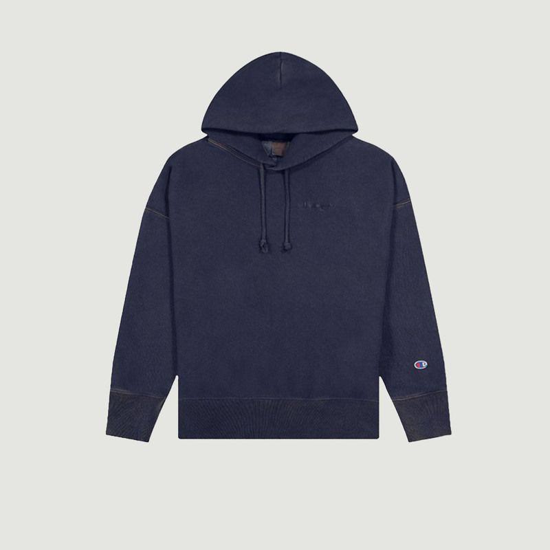 Hoodie Garment dyed - Champion