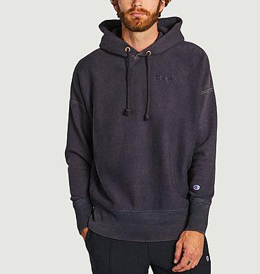 Hoodie Garment dyed