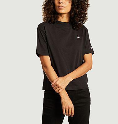 T-shirt court en coton