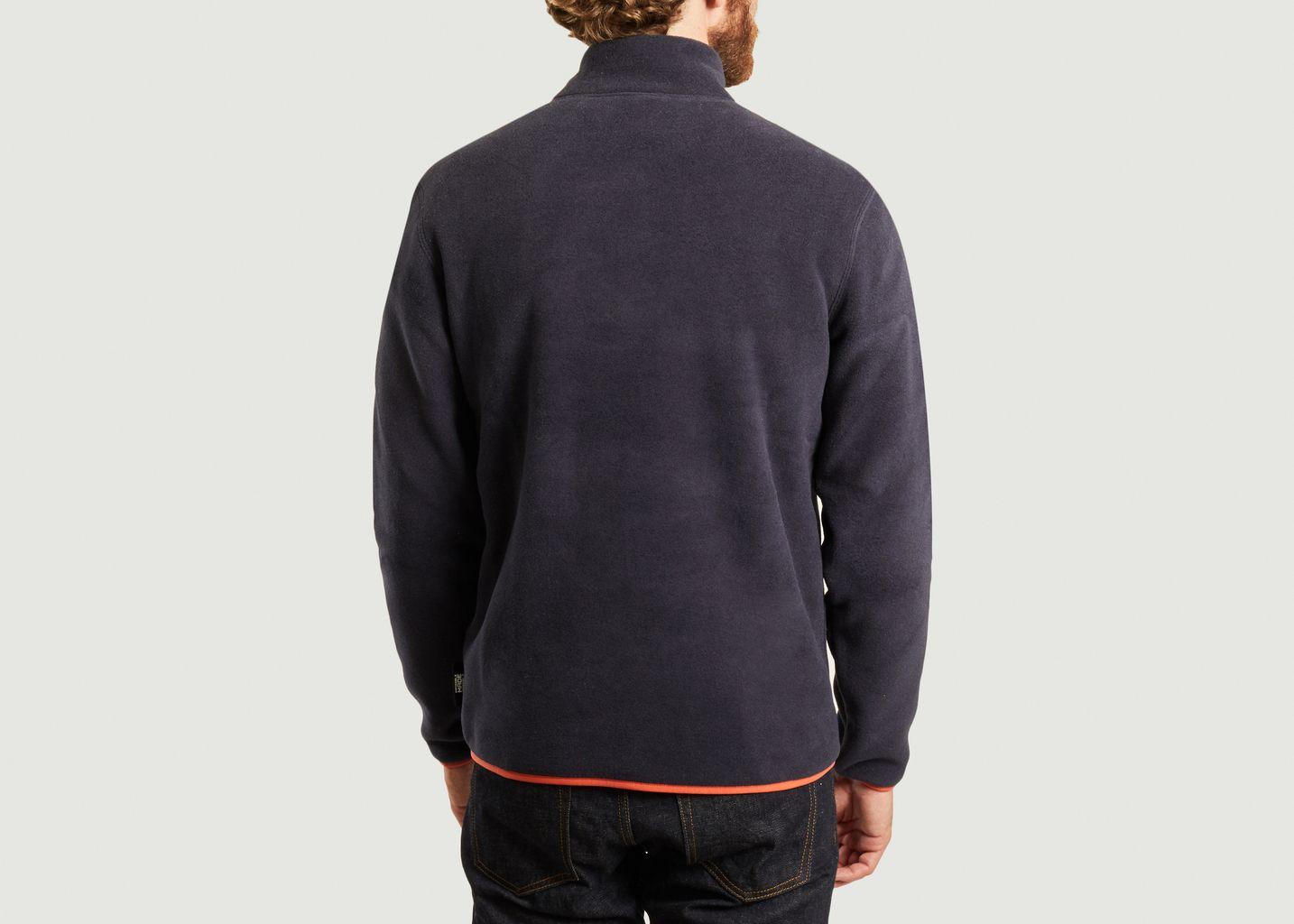 Sweatshirt polaire Polartec avec col montant zippé - Champion