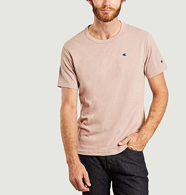 T-shirt siglé en coton