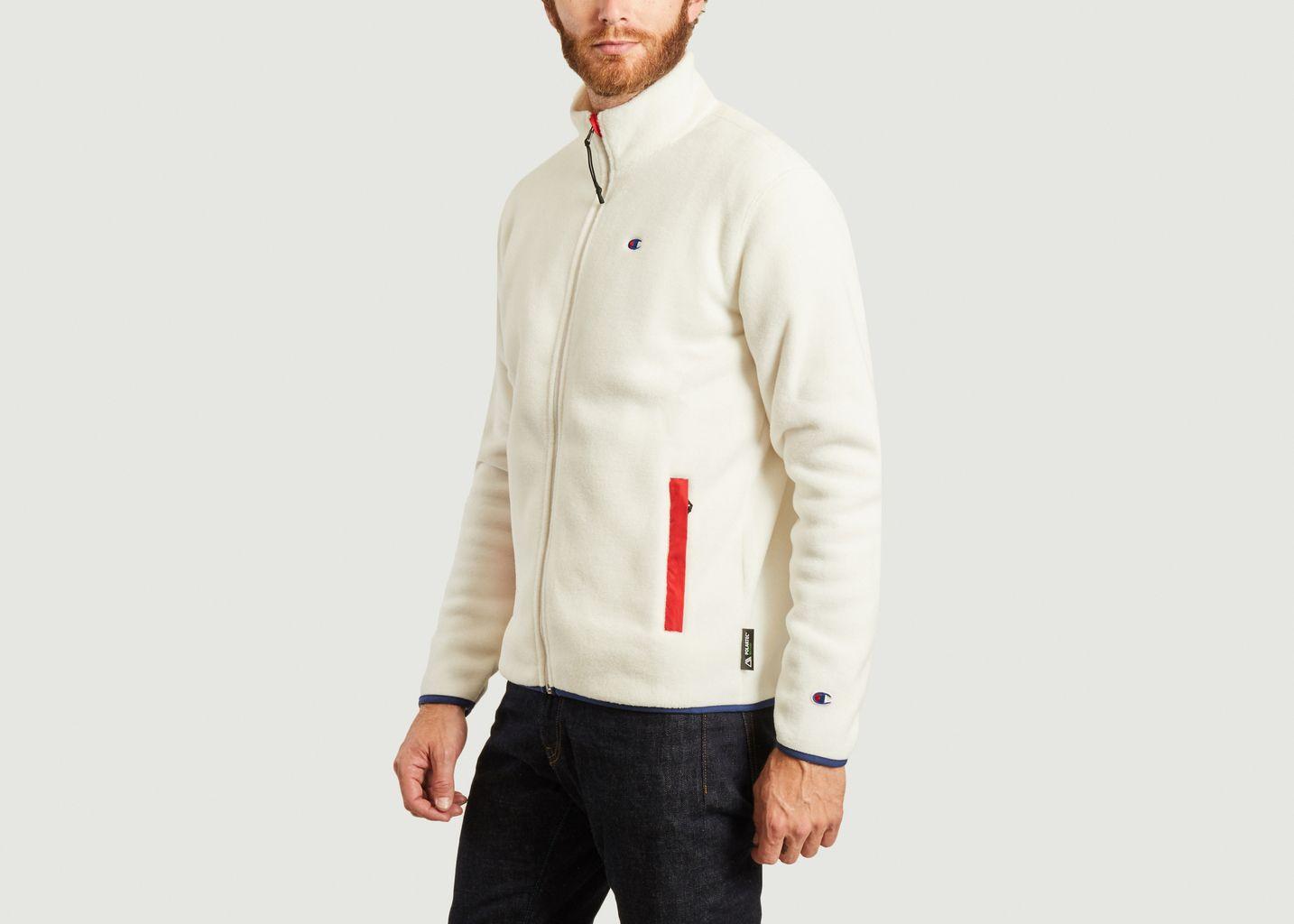 Veste zippée polaire Polartec logotypée - Champion