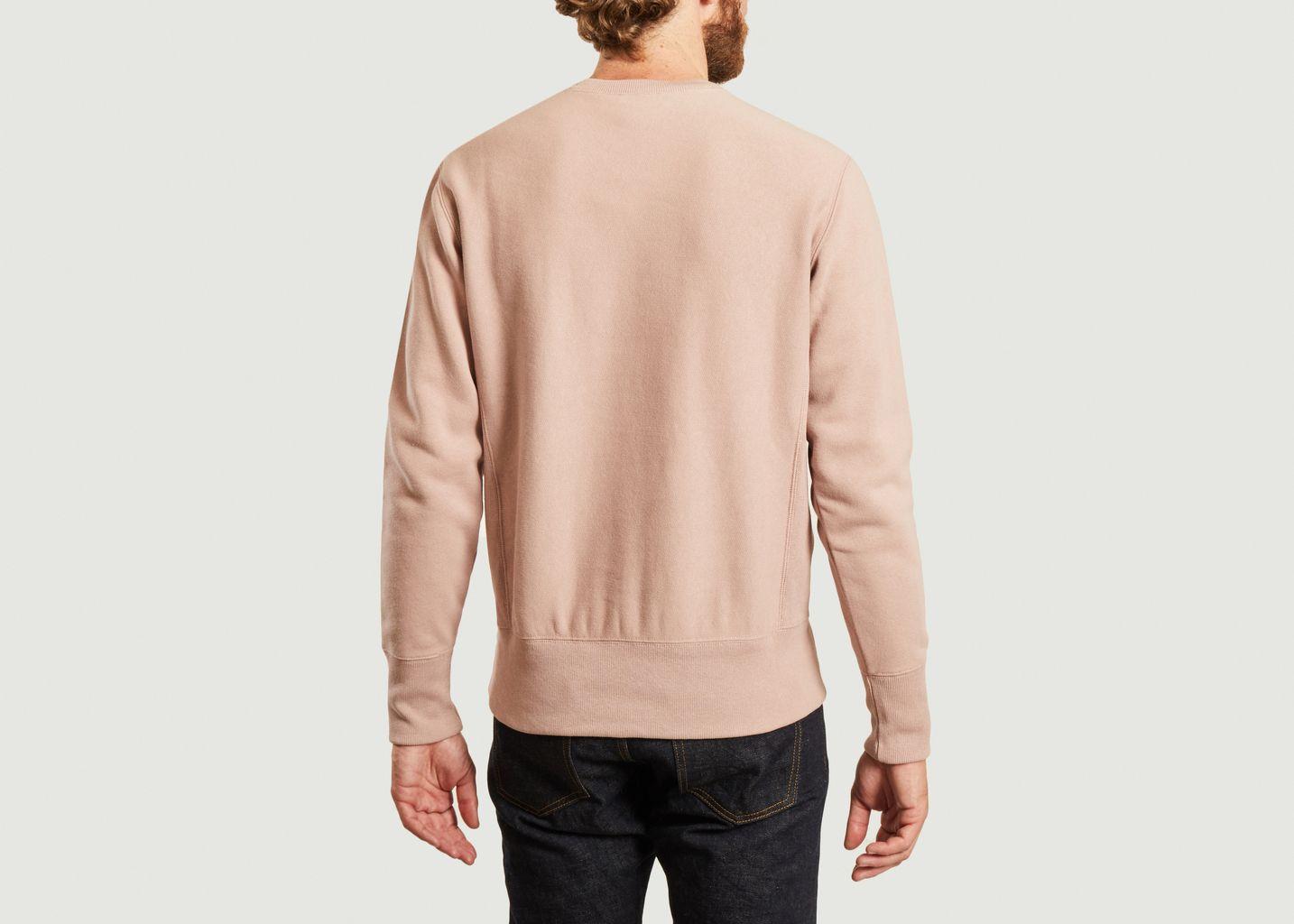 Sweatshirt col ras-du-cou siglé - Champion