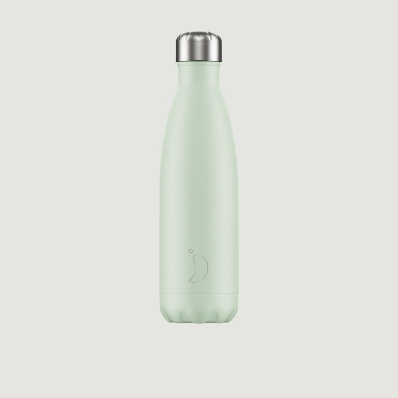 Bouteille réutilisable 500ml Blush Green - Chilly's