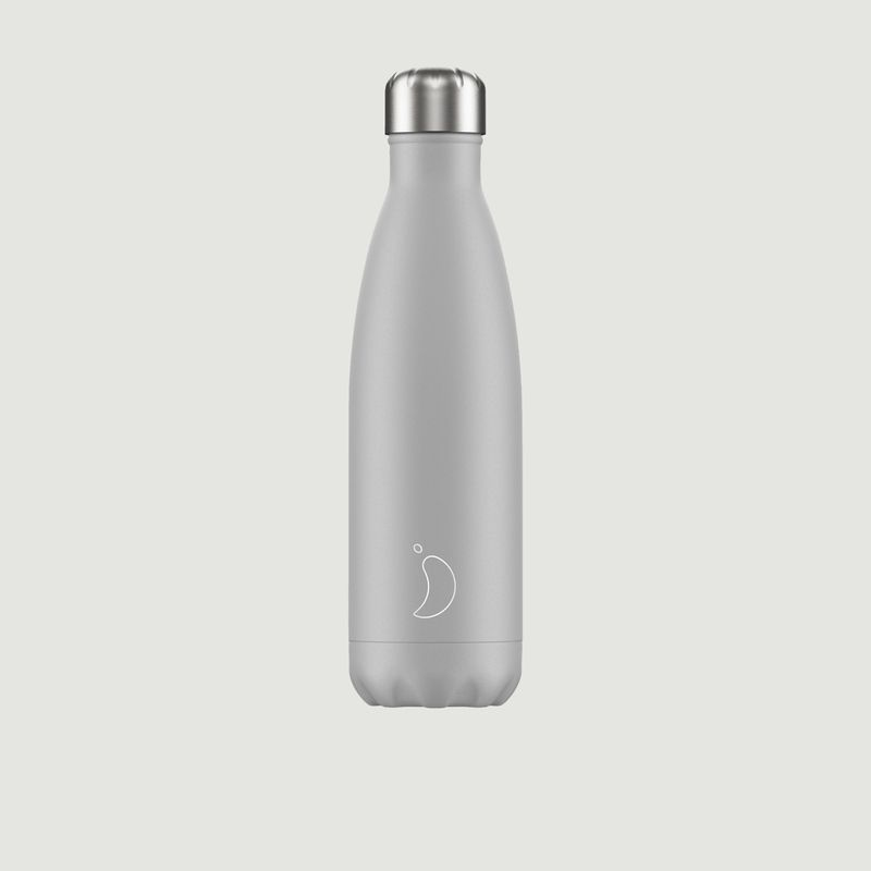 Bouteille Réutilisable 500ml Grey - Chilly's