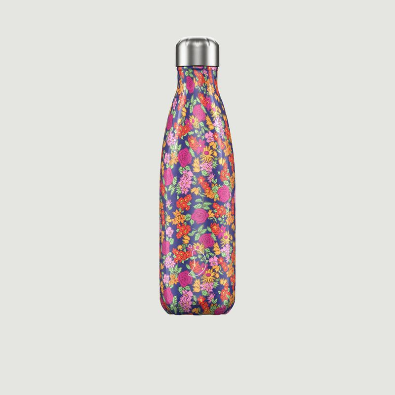 Bouteille réutilisable 500ml Floral Wild Roses - Chilly's
