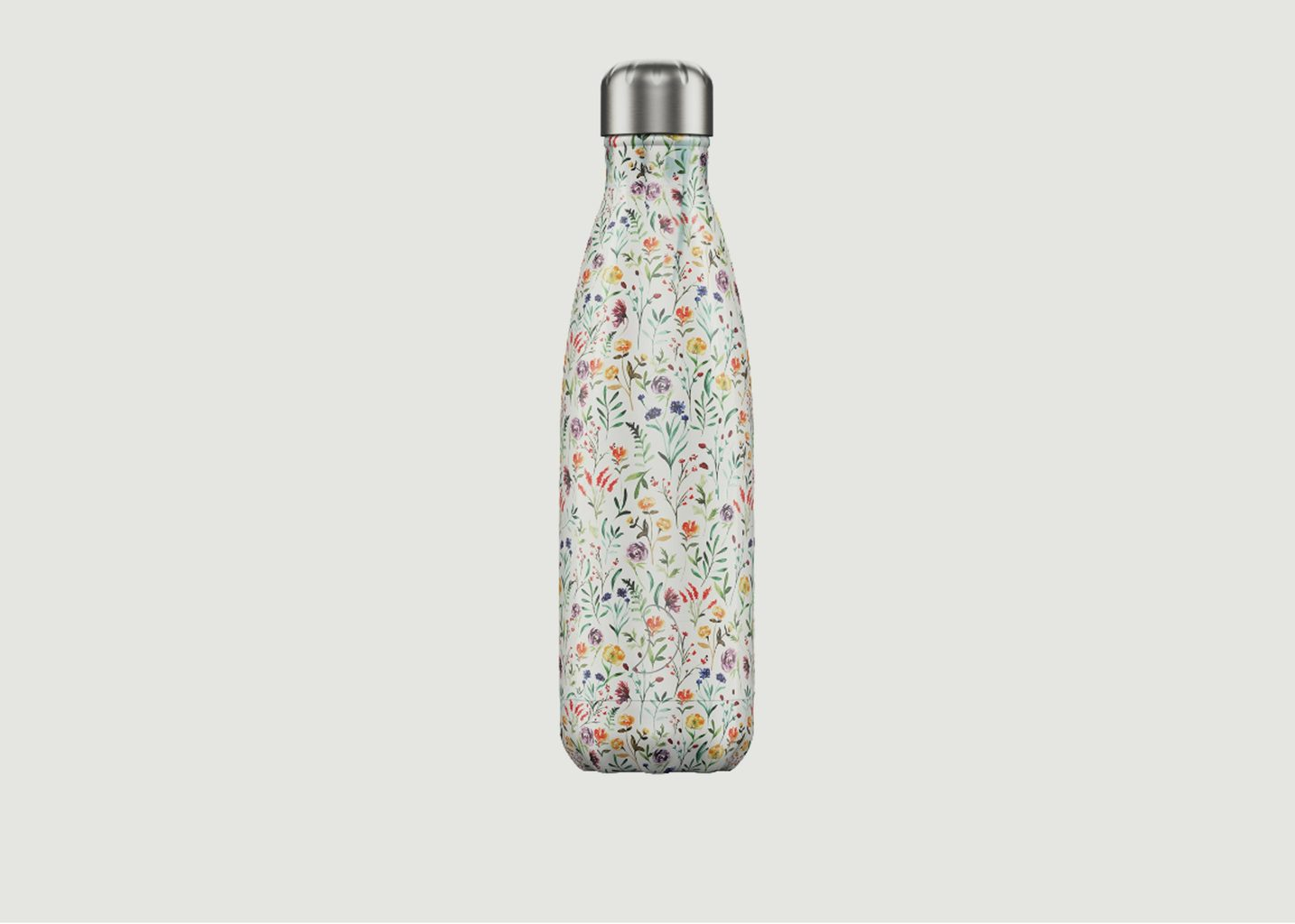 Bouteille Réutilisable 500ml Meadow Floral - Chilly's