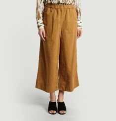 Cropped Petra Trousers