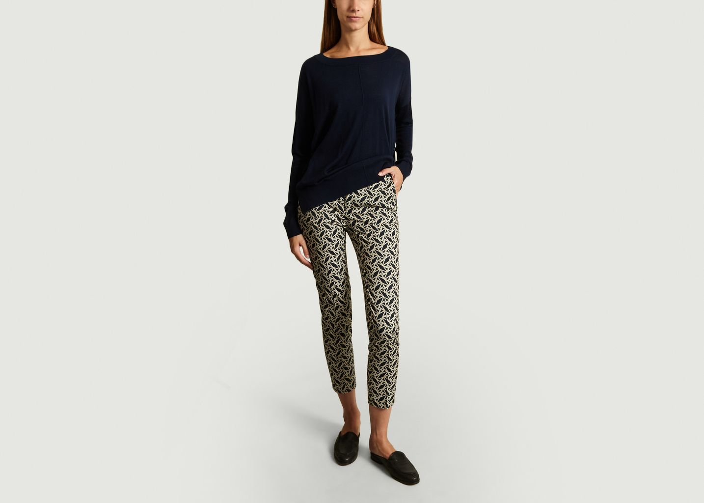 Pantalon Priscille - Chloé Stora