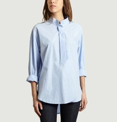 Claudie Striped Shirt
