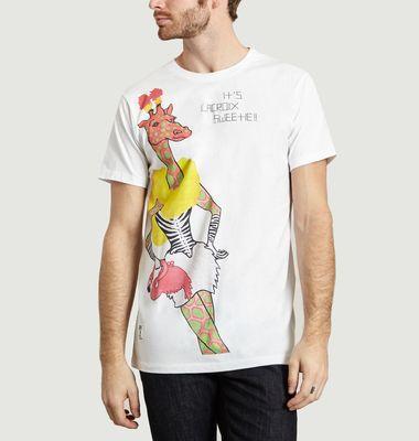 Tshirt Oversize Lacroix Sweetie !