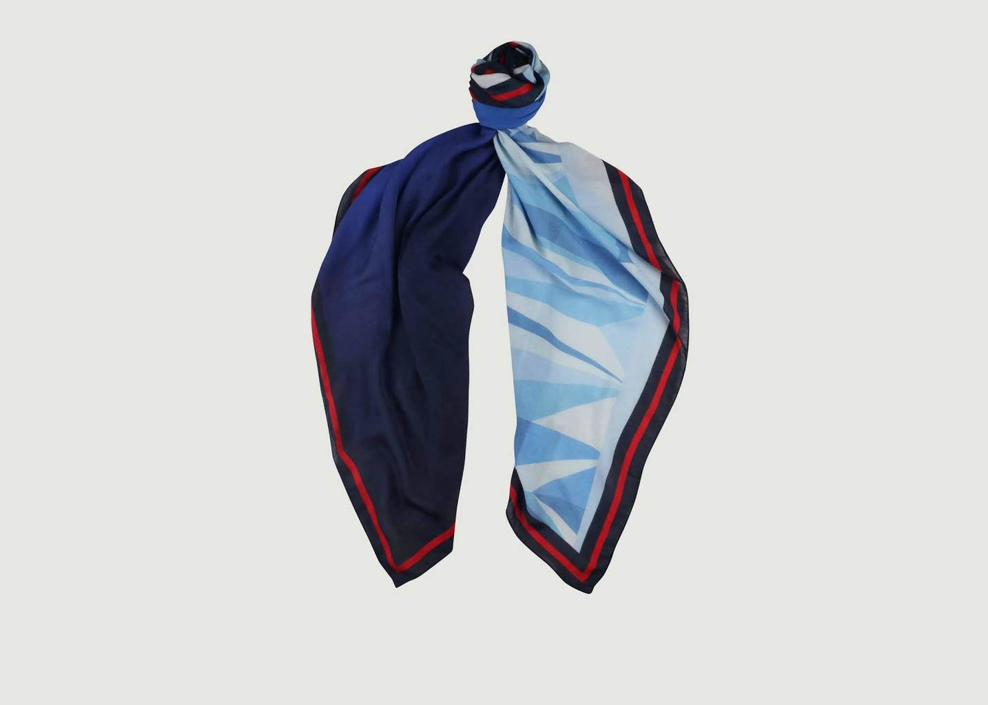 Foulard The Wall - Cinabre