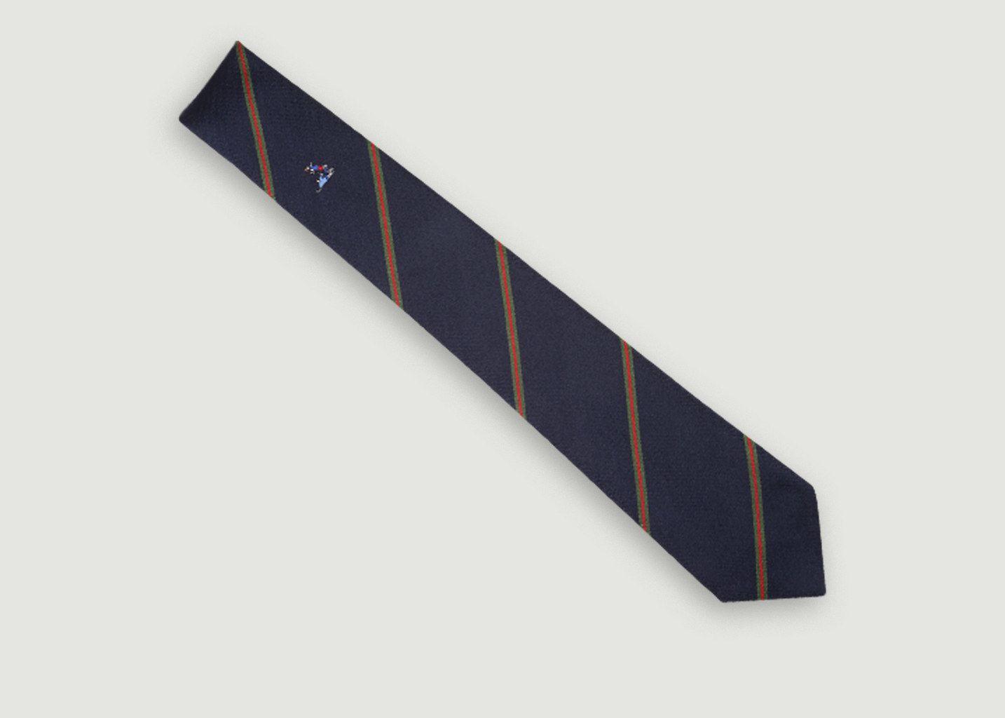 Cravate Tacle Assassin - Cinabre
