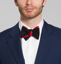Blade Bow Tie