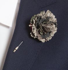 Camouflage Buttonhole