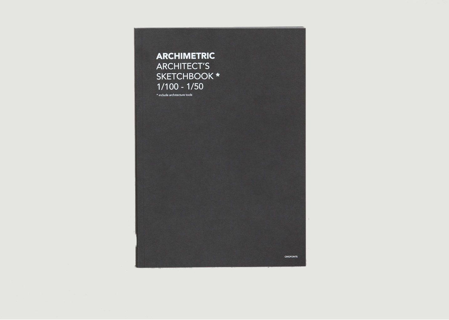 Carnet Archimetric - cinqpoints