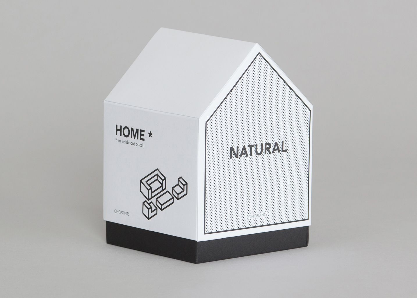 Jeu Home Natural 3D  - cinqpoints