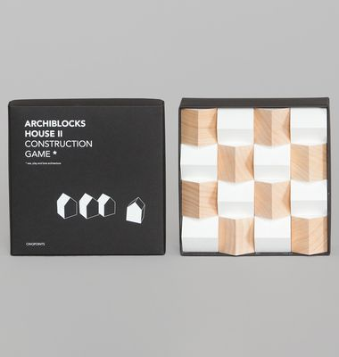 Jeu Archiblocks House II