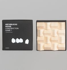 Jeu Archiblocks House I