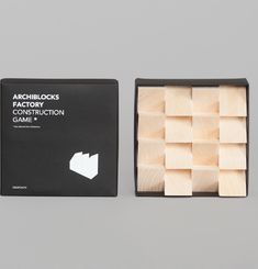 Jeu Archiblocks Factory