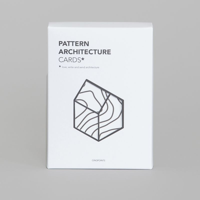 Cartes Double Pattern - cinqpoints