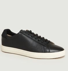 Bradley Leather Low Tops