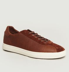 Noah Leather Trainers