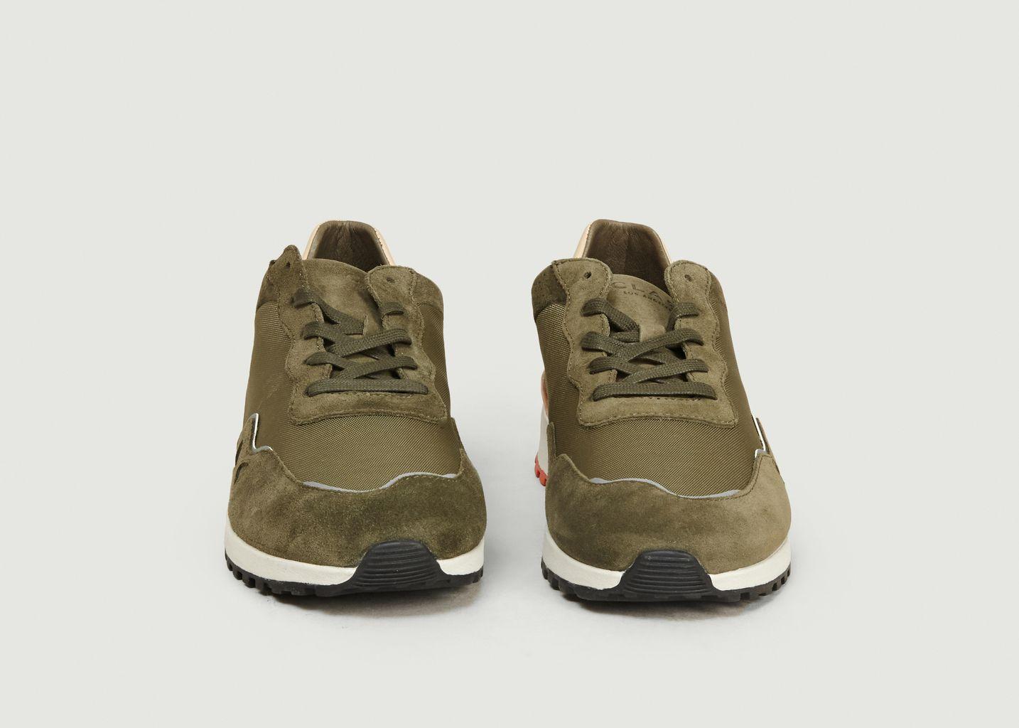 Sneakers Multi-Matières Hayden - Clae