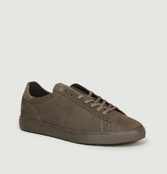 Sneakers En Nubuck Bradley
