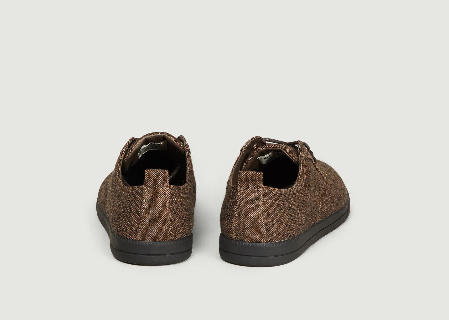 Sneakers En Toile Ellington  - Clae