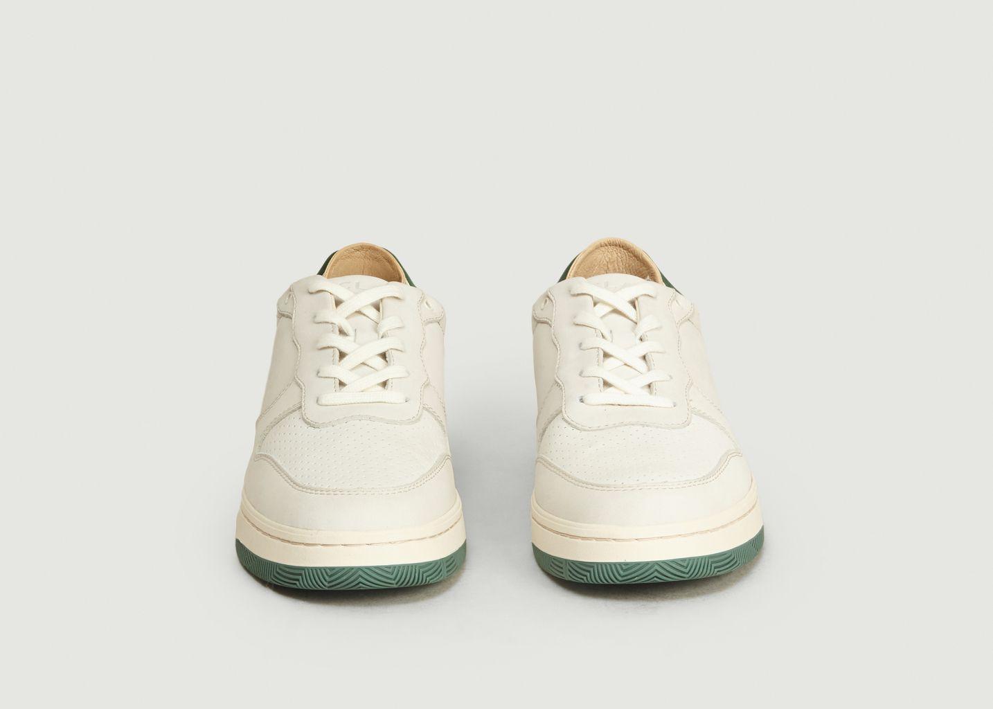 Sneakers en nubuck Malone - Clae