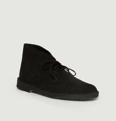 Desert boots en daim