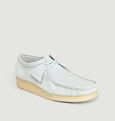 Mocassins en cuir suédé Wallabee