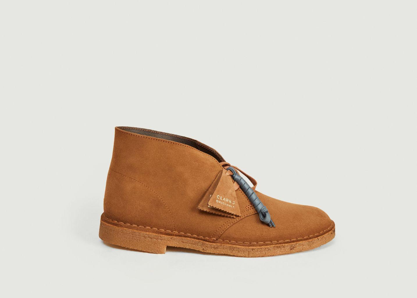 Desert boots cola suede - Clarks Originals