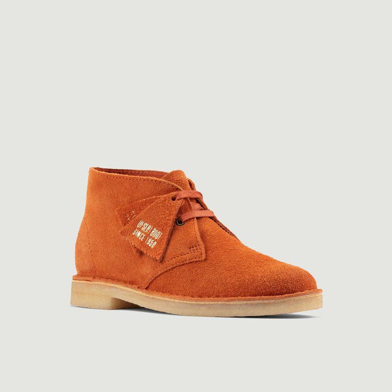 Desert boots ginger suede - Clarks Originals