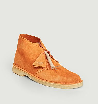 Desert boots ginger suede